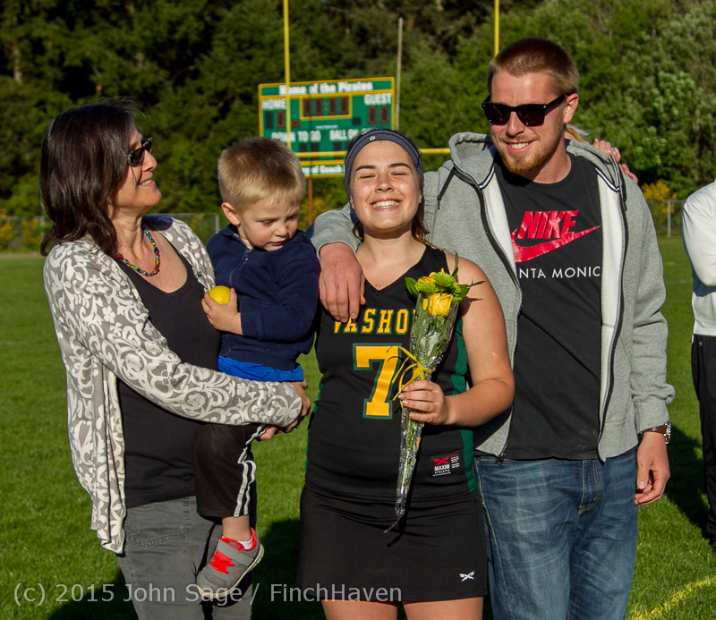 15114 Valkyries LAX Seniors Night 2015 050715