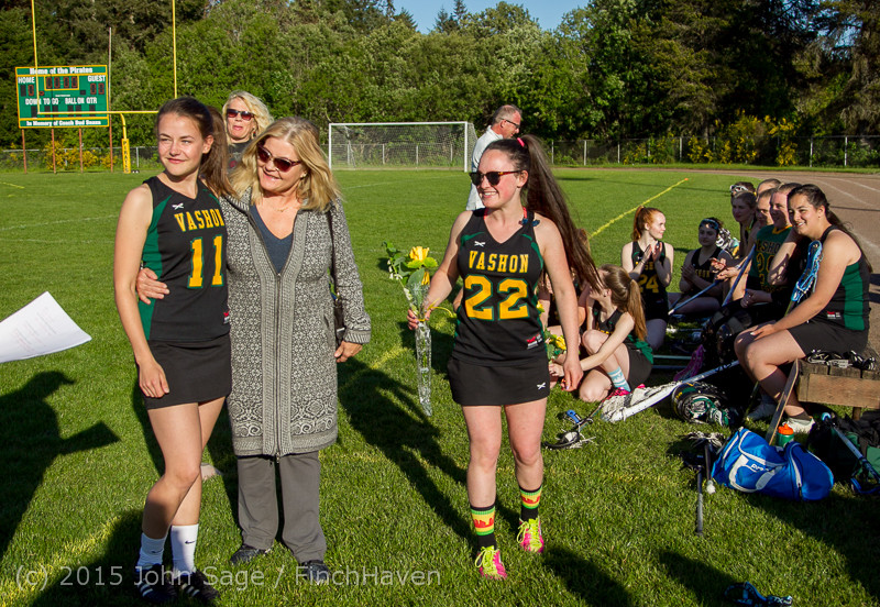 15131 Valkyries LAX Seniors Night 2015 050715