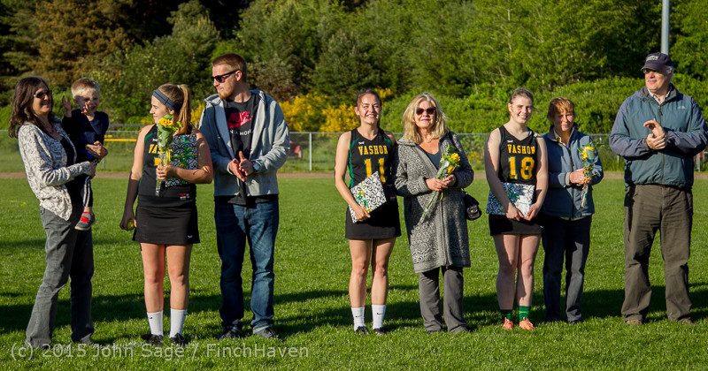 15343 Valkyries LAX Seniors Night 2015 050715
