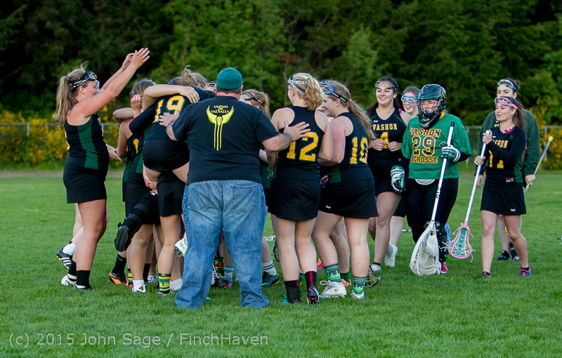 20502 Valkyries LAX Seniors Night 2015 050715