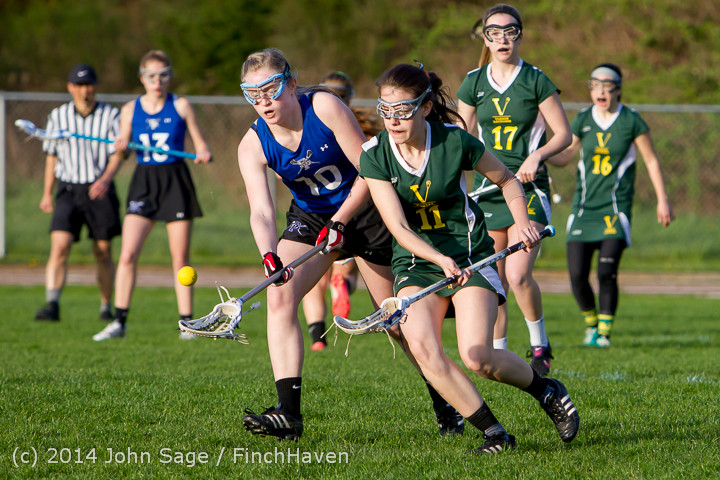 6464 Valkyries LAX v Seattle Prep JV 040714