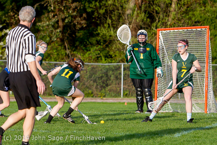 6476 Valkyries LAX v Seattle Prep JV 040714