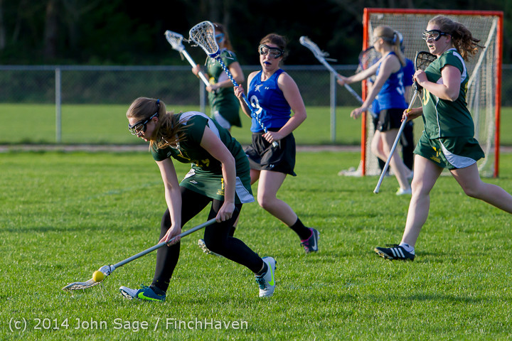 6489 Valkyries LAX v Seattle Prep JV 040714