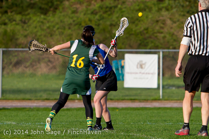 6645 Valkyries LAX v Seattle Prep JV 040714