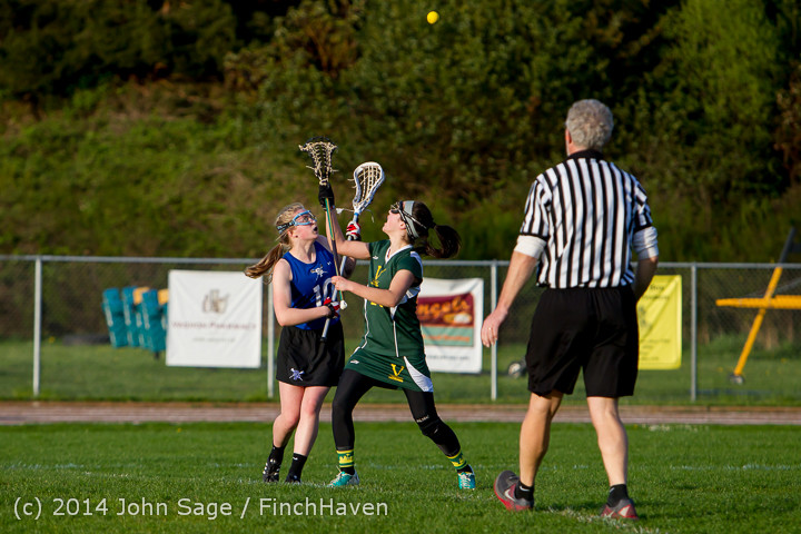 6659 Valkyries LAX v Seattle Prep JV 040714
