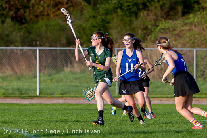 6858 Valkyries LAX v Seattle Prep JV 040714