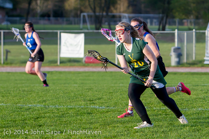 7085 Valkyries LAX v Seattle Prep JV 040714
