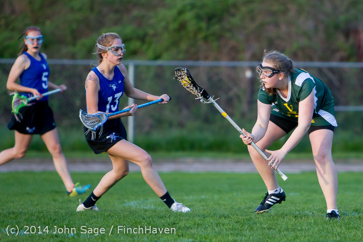 7826 Valkyries LAX v Seattle Prep JV 040714