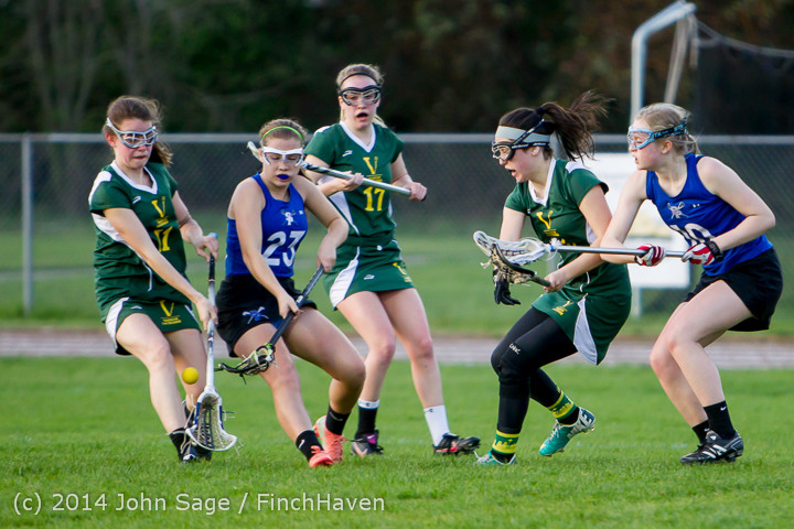 8014 Valkyries LAX v Seattle Prep JV 040714