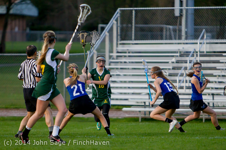 8265 Valkyries LAX v Seattle Prep JV 040714