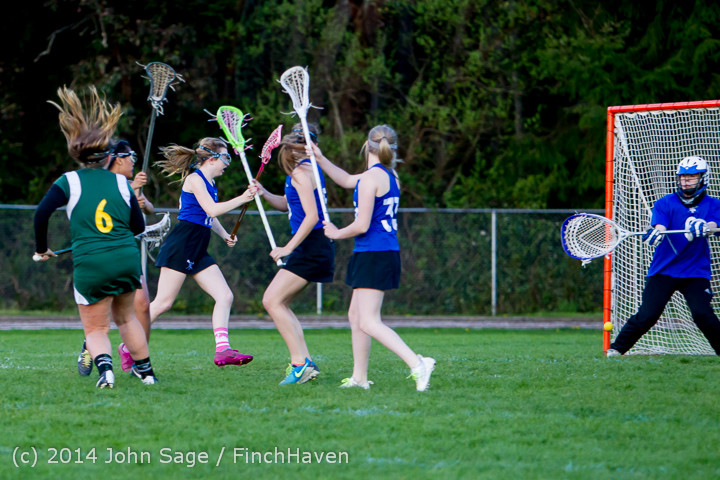 8699 Valkyries LAX v Seattle Prep JV 040714