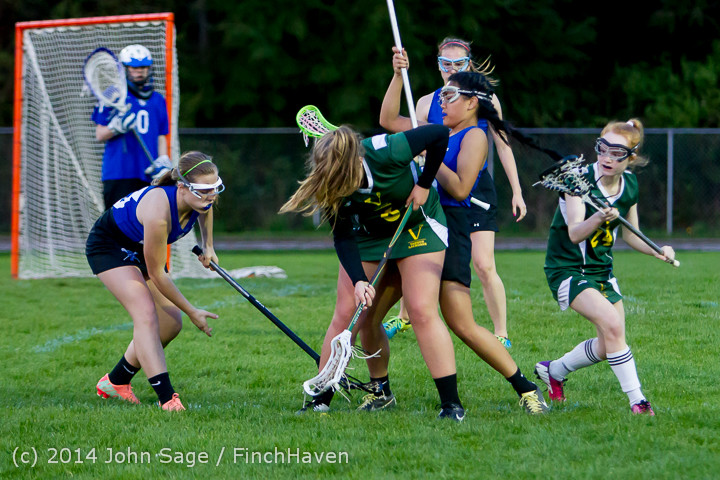 9505 Valkyries LAX v Seattle Prep JV 040714