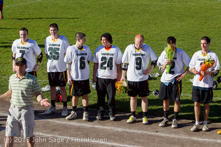 7285 Vultures LAX v Sea-Prep Seniors Night 050413