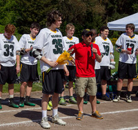 4302 Vultures LAX Seniors Night 2015 050915