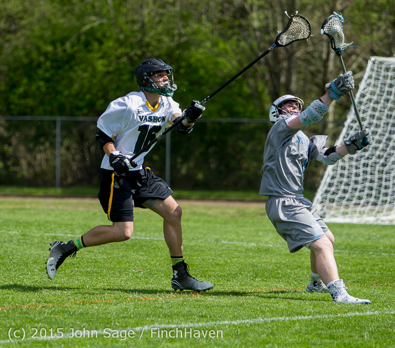5139 Vultures LAX v North-Kitsap 040415
