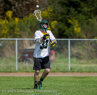 6101 Vultures LAX v North-Kitsap 040415