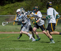 6118 Vultures LAX v North-Kitsap 040415