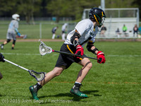 6415 Vultures LAX v North-Kitsap 040415