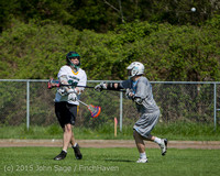 6461 Vultures LAX v North-Kitsap 040415