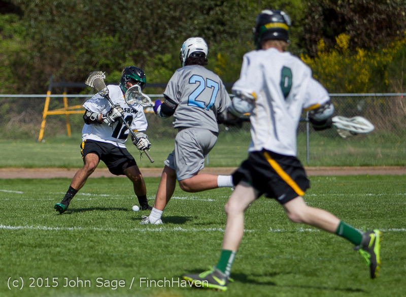 7053 Vultures LAX v North-Kitsap 040415