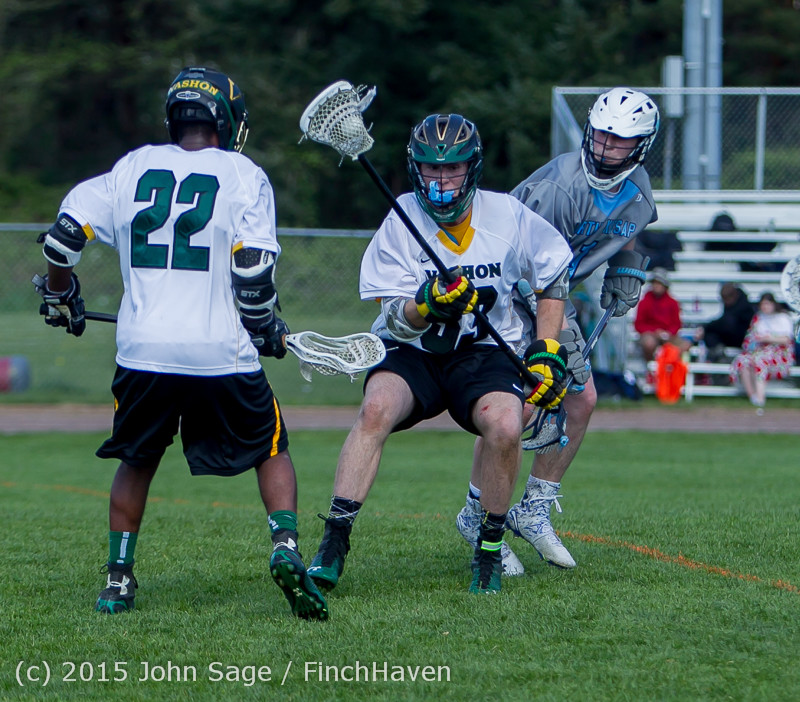 7455 Vultures LAX v North-Kitsap 040415