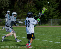7613 Vultures LAX v North-Kitsap 040415