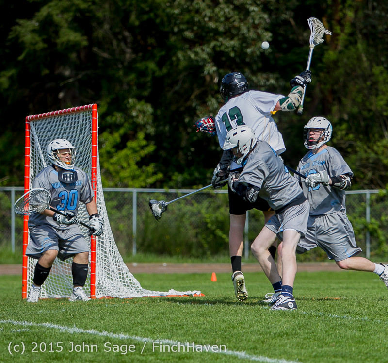 7628 Vultures LAX v North-Kitsap 040415