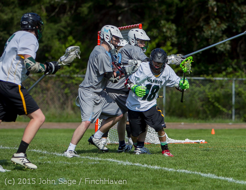 7642 Vultures LAX v North-Kitsap 040415