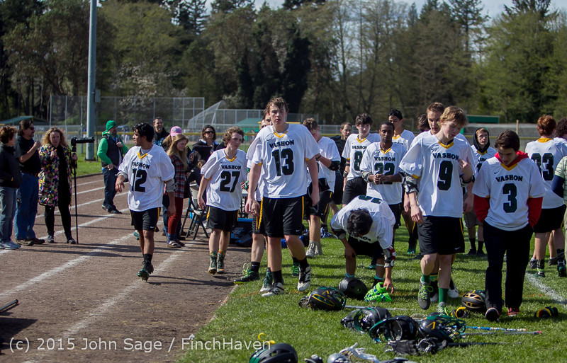 7883 Vultures LAX v North-Kitsap 040415