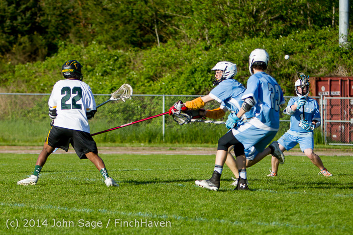 2100 Vultures LAX v North Kitsap 042914