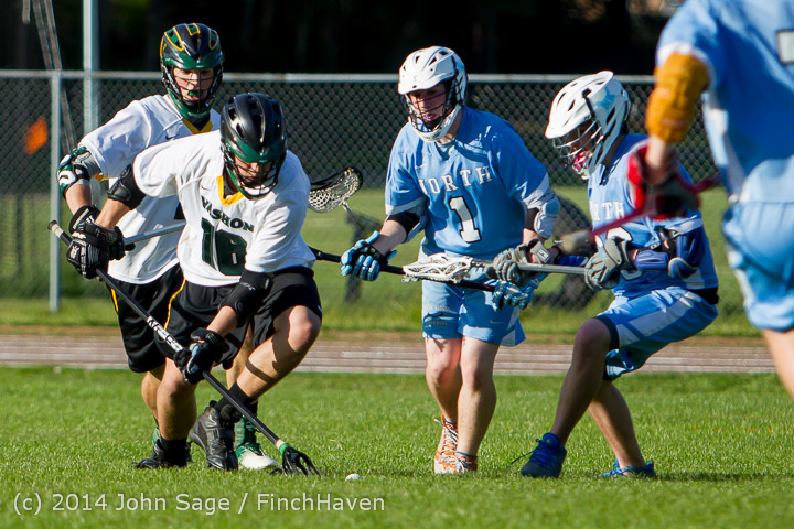 2183 Vultures LAX v North Kitsap 042914