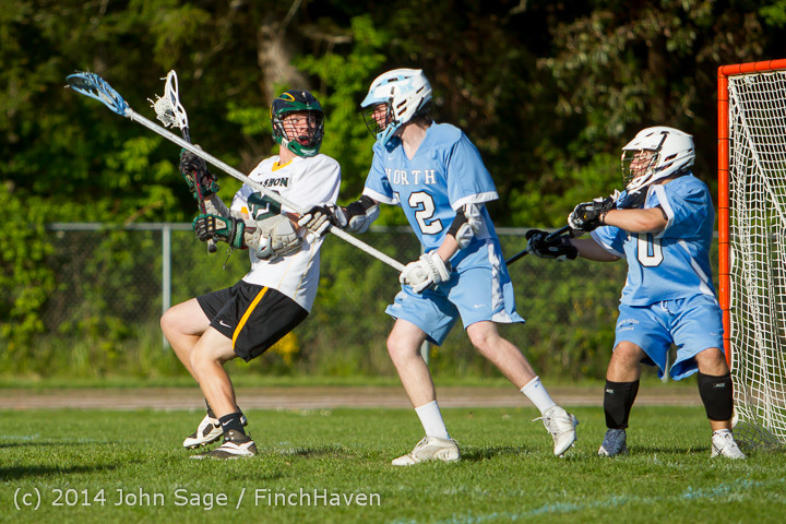 2332 Vultures LAX v North Kitsap 042914