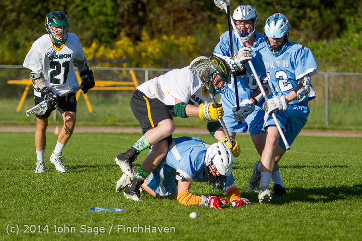 2400 Vultures LAX v North Kitsap 042914