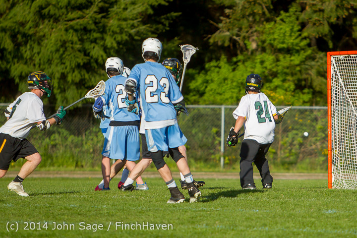 2801 Vultures LAX v North Kitsap 042914