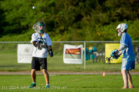 3007 Vultures LAX v North Kitsap 042914