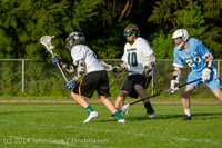 3032 Vultures LAX v North Kitsap 042914
