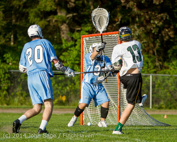 3132 Vultures LAX v North Kitsap 042914