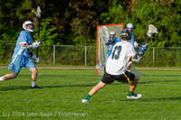 3226 Vultures LAX v North Kitsap 042914