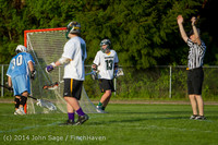 3404 Vultures LAX v North Kitsap 042914