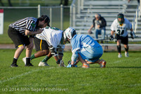 3420 Vultures LAX v North Kitsap 042914