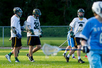 4021 Vultures LAX v North Kitsap 042914