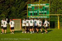 4027 Vultures LAX v North Kitsap 042914