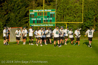 4035 Vultures LAX v North Kitsap 042914