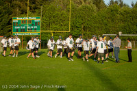 4045 Vultures LAX v North Kitsap 042914