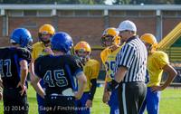 3609 McMurray Football v Hawkins 100214