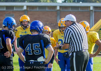 3625 McMurray Football v Hawkins 100214