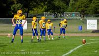 3644 McMurray Football v Hawkins 100214