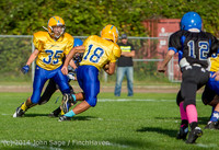 3819 McMurray Football v Hawkins 100214