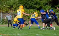 3850 McMurray Football v Hawkins 100214