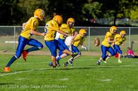 3869 McMurray Football v Hawkins 100214